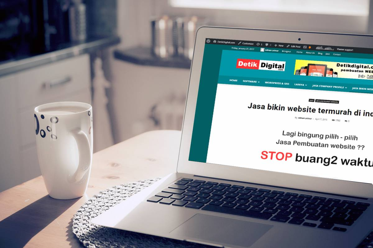JASA PEMBUATAN WEBSITE MURAH DAN BERKUALITAS  TOKO ONLINE  SEO