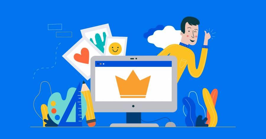 website vector gratis